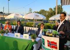 پاکستان یونین ناروے کے زیراہتمام جشن آزادی پاکستان کی مناسبت سے اوسلو میں پروقار تقریب کا انعقاد کیا گیا