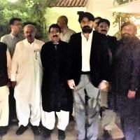 صوبائی وزیرتعلیم راجہ یاسرہمایوں سرفراز کا چیئرمیں پاکستان یونین ناروے قمراقبال کے اعزاز میں عشائیہ: مختلف امور پر تبادلہ خیال کیا گیا