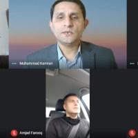 وارسا: ولادت امام علی (ع) کی مناسبت سے آن لائن محفل کا انعقاد کیا گیا