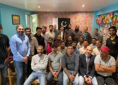 پاکستان فورم وارسا کی جانب سے پولینڈ کے دارالحکومت میں کمیونٹی کا اجتماع منعقد کیا گیا