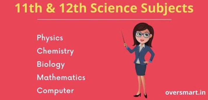 11वीं और 12वीं Science में कौन-कौन से Subject होते हैं