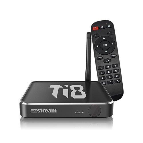 Ezstream TI8