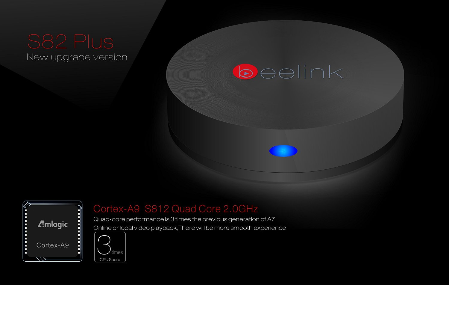 Beelink plus chip