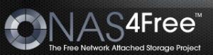 nas4free logo