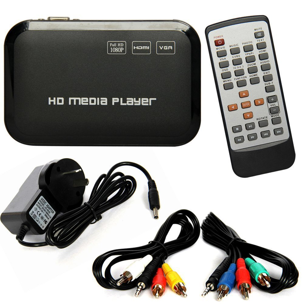 Buyee 1080p HD Multi Media Player