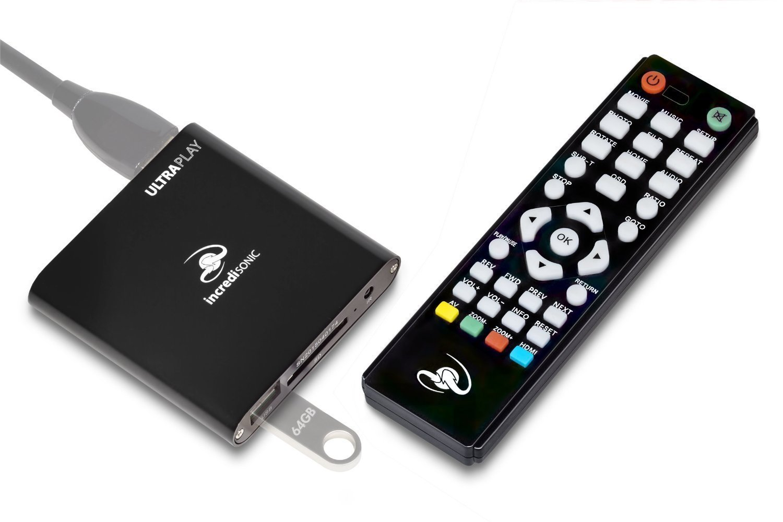 Incredisonic Vue Series IMP150+ Digital Media Player