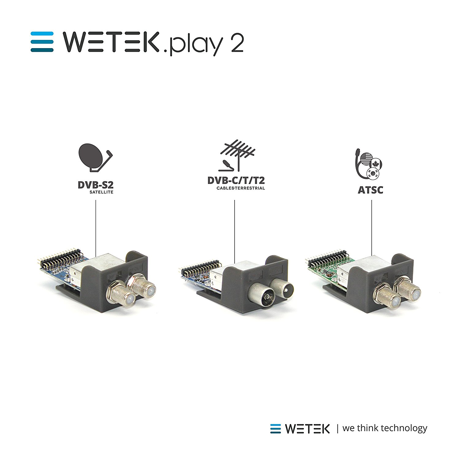 WeTeck Play 2 Modules