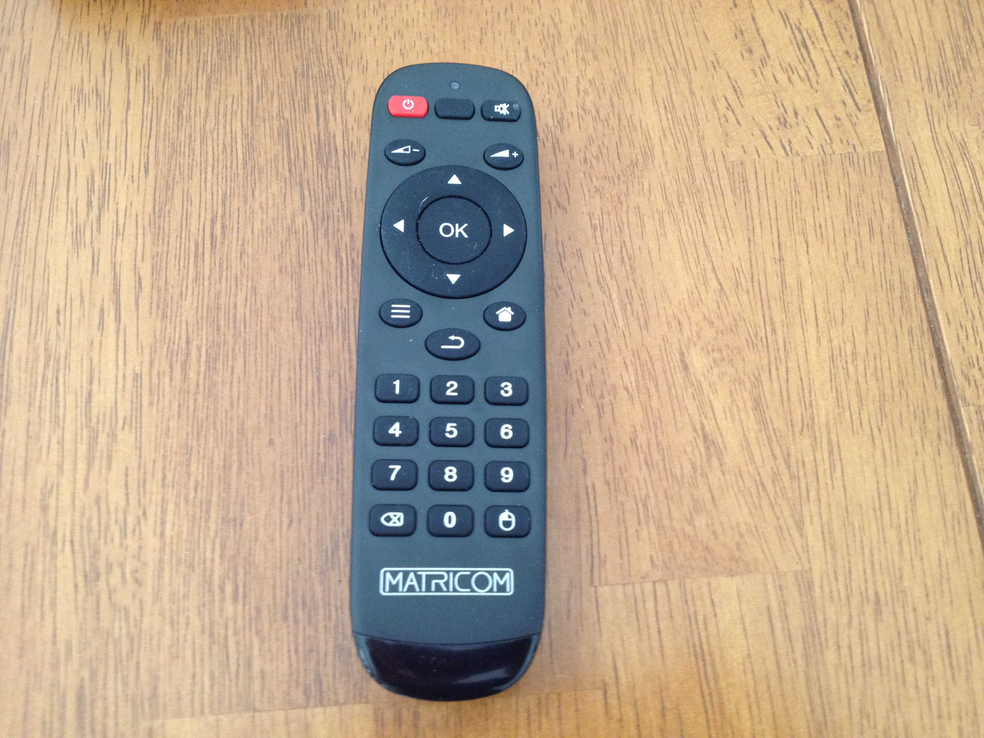 Matricom G-Box Remote