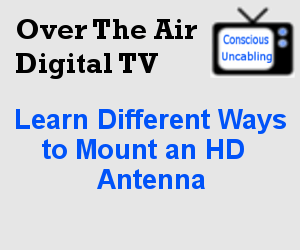 Learn Different Ways to Mount an HD Antenna