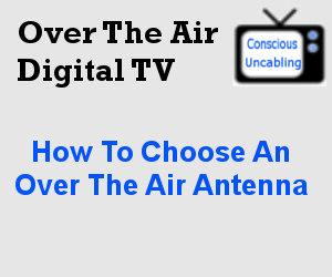 how to choose an over the air antenna