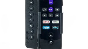 Control Your TV and Streaming Box With The Sideclick Remote