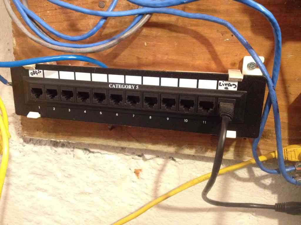 hard wiring your home for internet and streaming