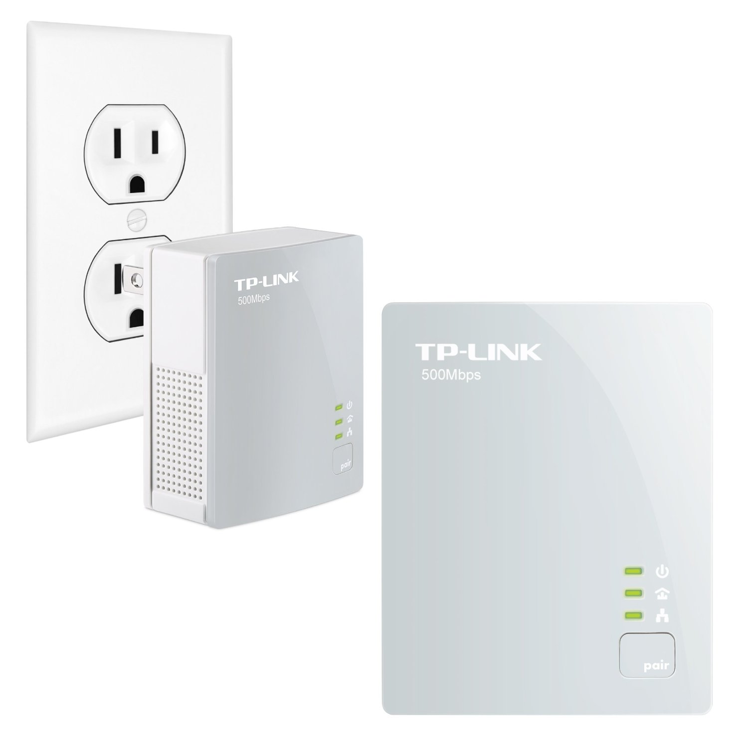 Hardwiring Internet Using Wall Sockets and Powerline Ethernet Adapters