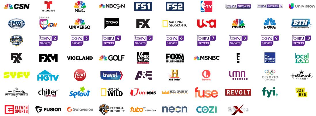 Fubo tv lineup