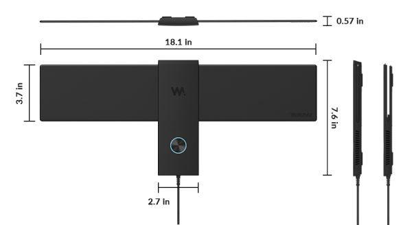 WatchAir Measurements