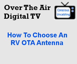 how to choose an RV OTA antenna