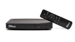 VBox Android TV Gateway Over The Air DVR