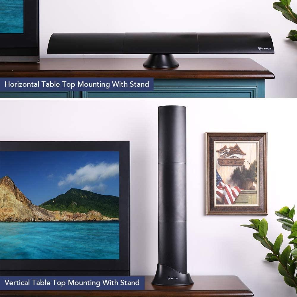 ANTOP AT-500SBS HD Smart Bar 80 Mile Indoor Antenna
