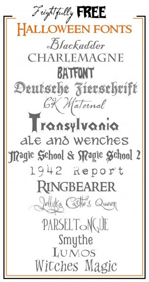 Frightfully free halloween fonts 305x575 Frightfully Free Halloween Fonts!