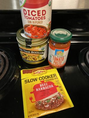 ingredients for mexican cabbage soup
