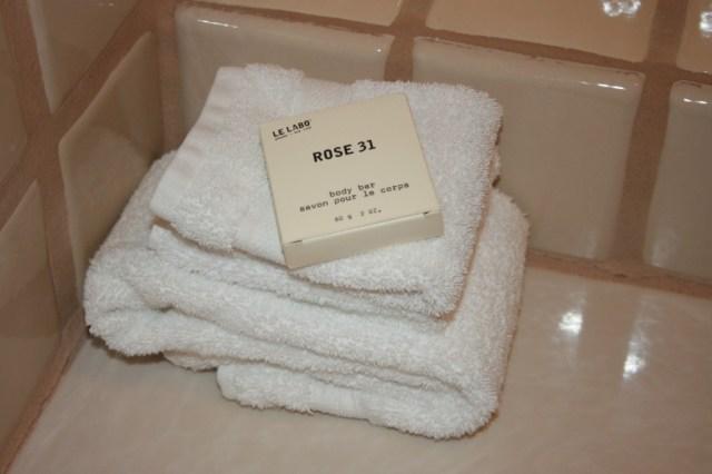 casita towels