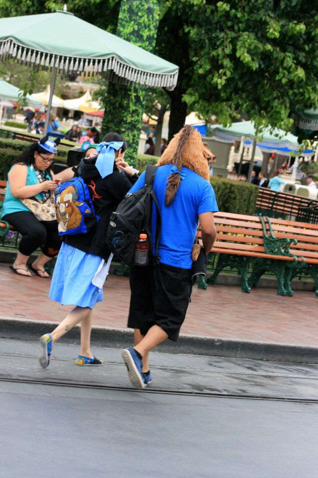 Belle and Beast gone