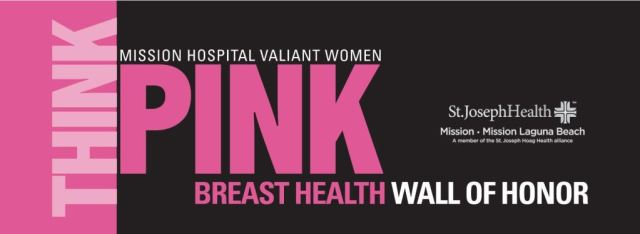 Breast Health Wall of Honor