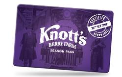 Knotts 2015 season pass