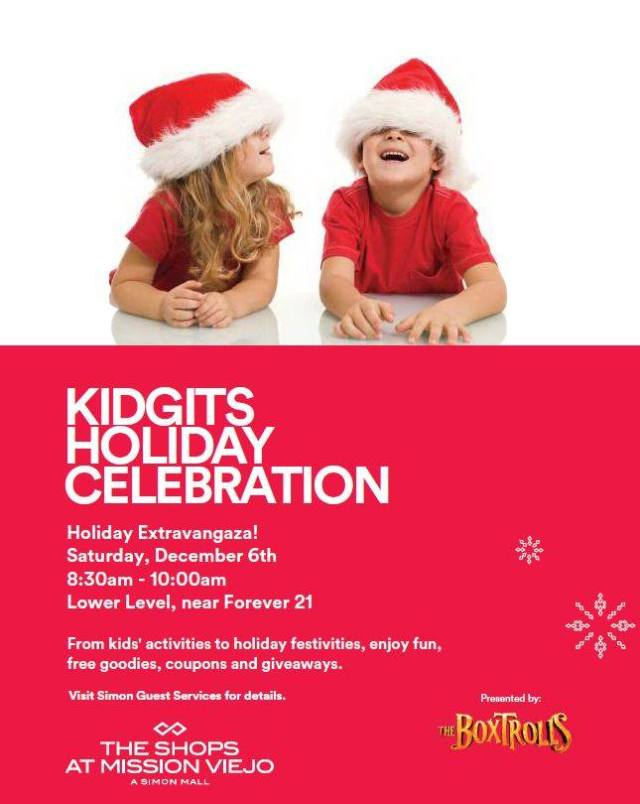 Kidgits Holiday Celebration
