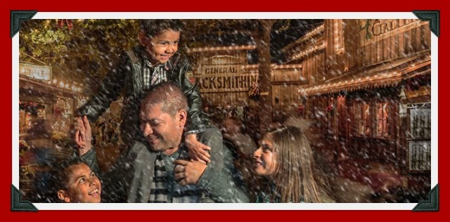 Knotts-Merry-Farm-Snowing