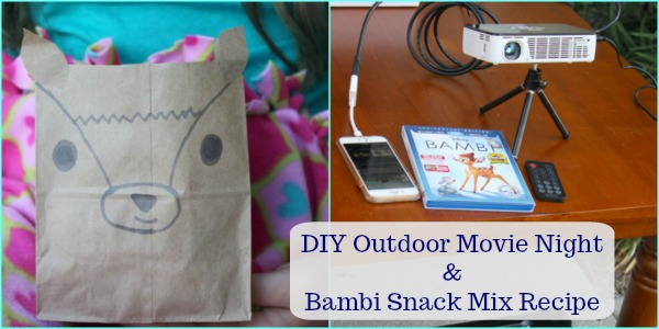 diy-outdoor-movie-night-plus-bambi-snack-mix-recipe