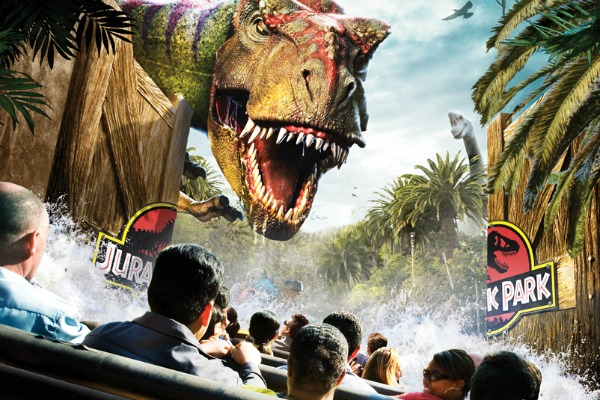 Jurassic-park-the-ride
