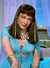 Image result for anne baxter in the ten commandments