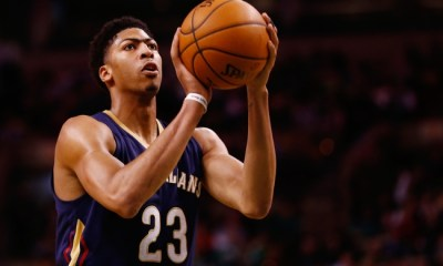 New Orleans Pelicans Anthony Davis
