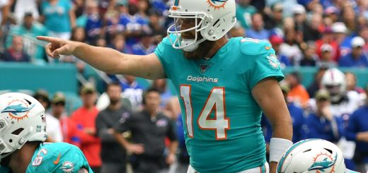 Dolphins vs Browns