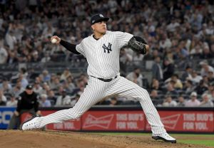 Dellin Betances New York Yankees Free Agents