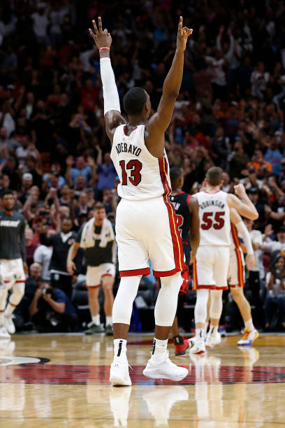 Bam Adebayo, Your Eastern Conference Player of the Week