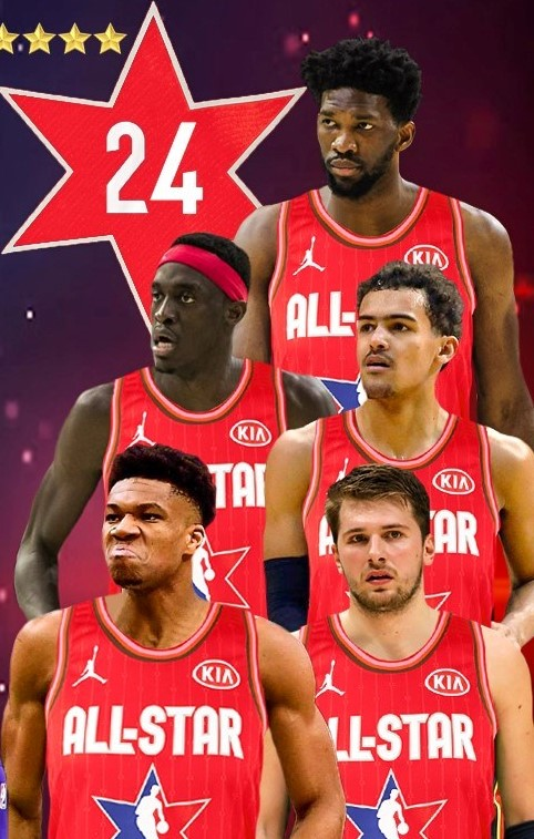 2020 NBA All-Star Game (Team Giannis)