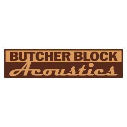 Butcher Block Acoustics