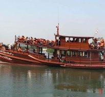 Sea-Cret boottocht Hua hin op zee