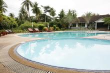 zwembad suan bankrut beach resort