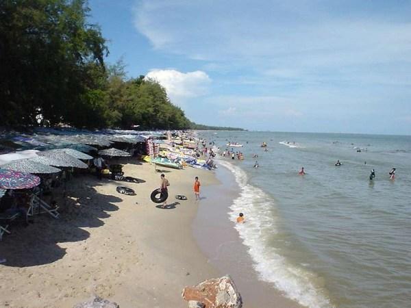 cha-am beach2