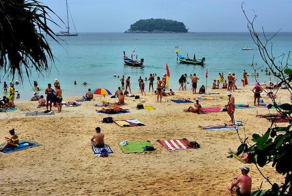Nai Harn strand