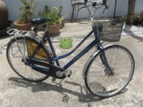 fiets huren in Thailand
