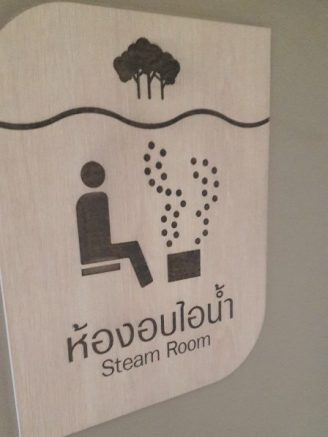 steam room Lumpini Cha-am