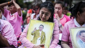 Bhumibol Adulyadej passed away