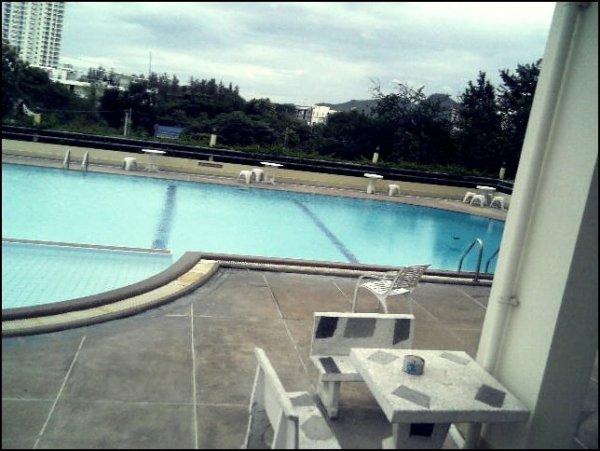 condochain hua hin zwembad
