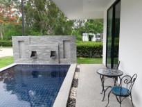 Zwembad villa in Huahin soi 102