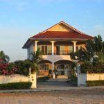 Balinese style house