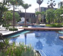 Appartement Cha-am Lumpini 2017